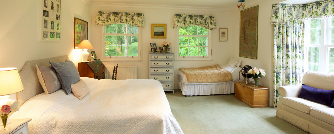 Double Spare Bedroom